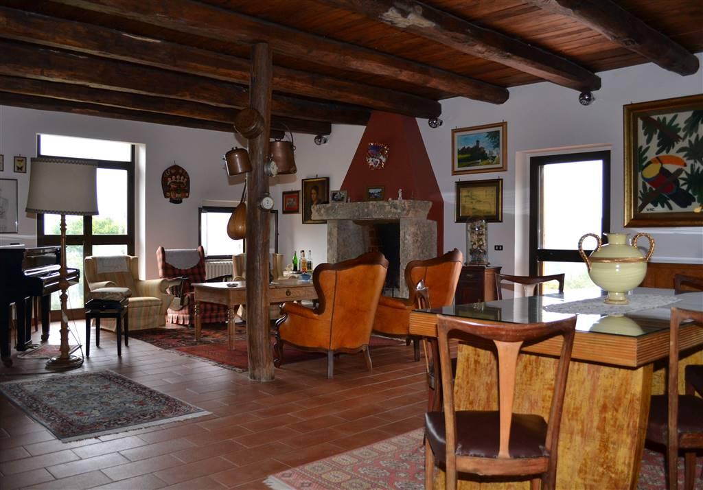 Villa in vendita a Orte, 9 locali, Trattative riservate | CambioCasa.it