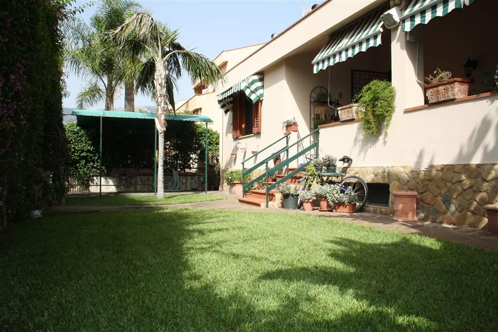 Villa in Via Leo Longanesi 6, Pallavicino, Palermo