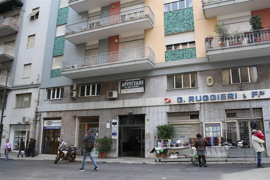 Ufficio in Via Emerico Amari 38, Politeama, Palermo