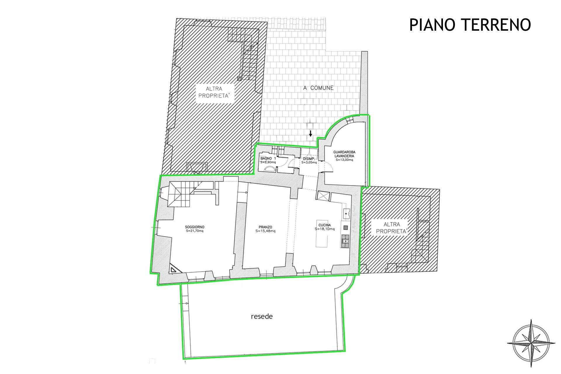 7184-plan piano terreno