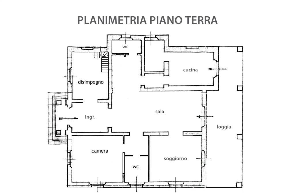 R03-planimetria p. terreno