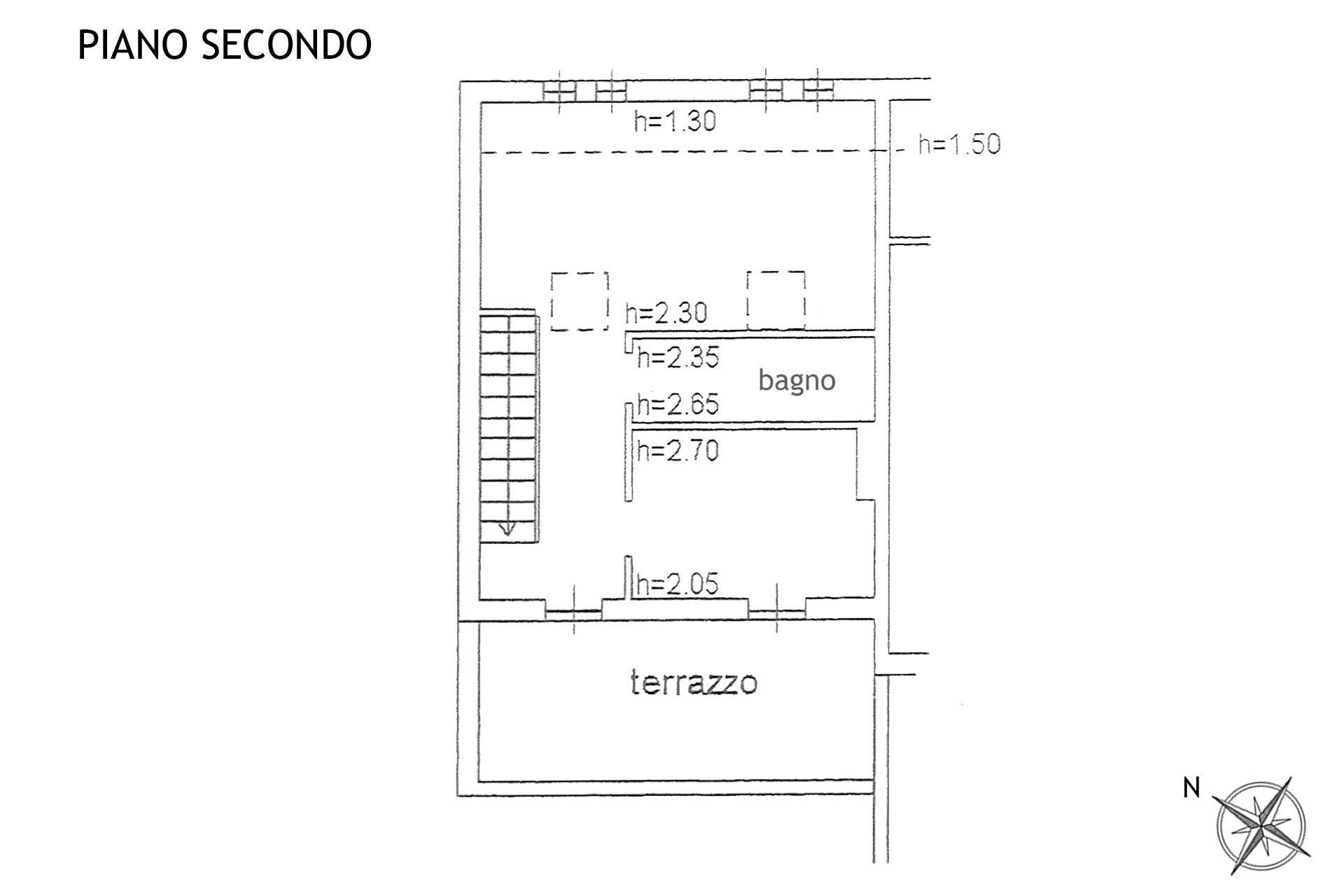 R14-plan piano secondo