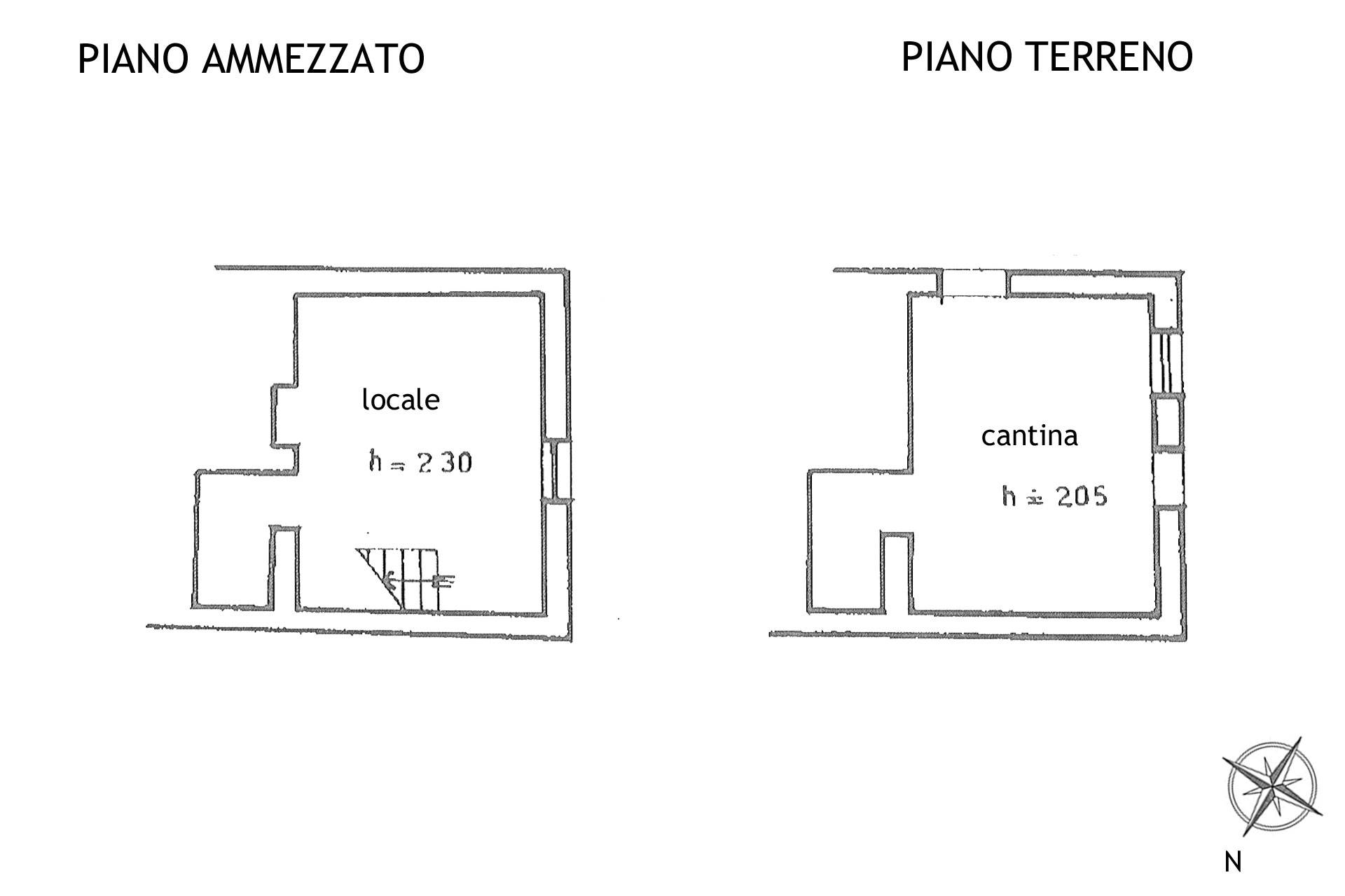 R23-planimetria locale e cantina