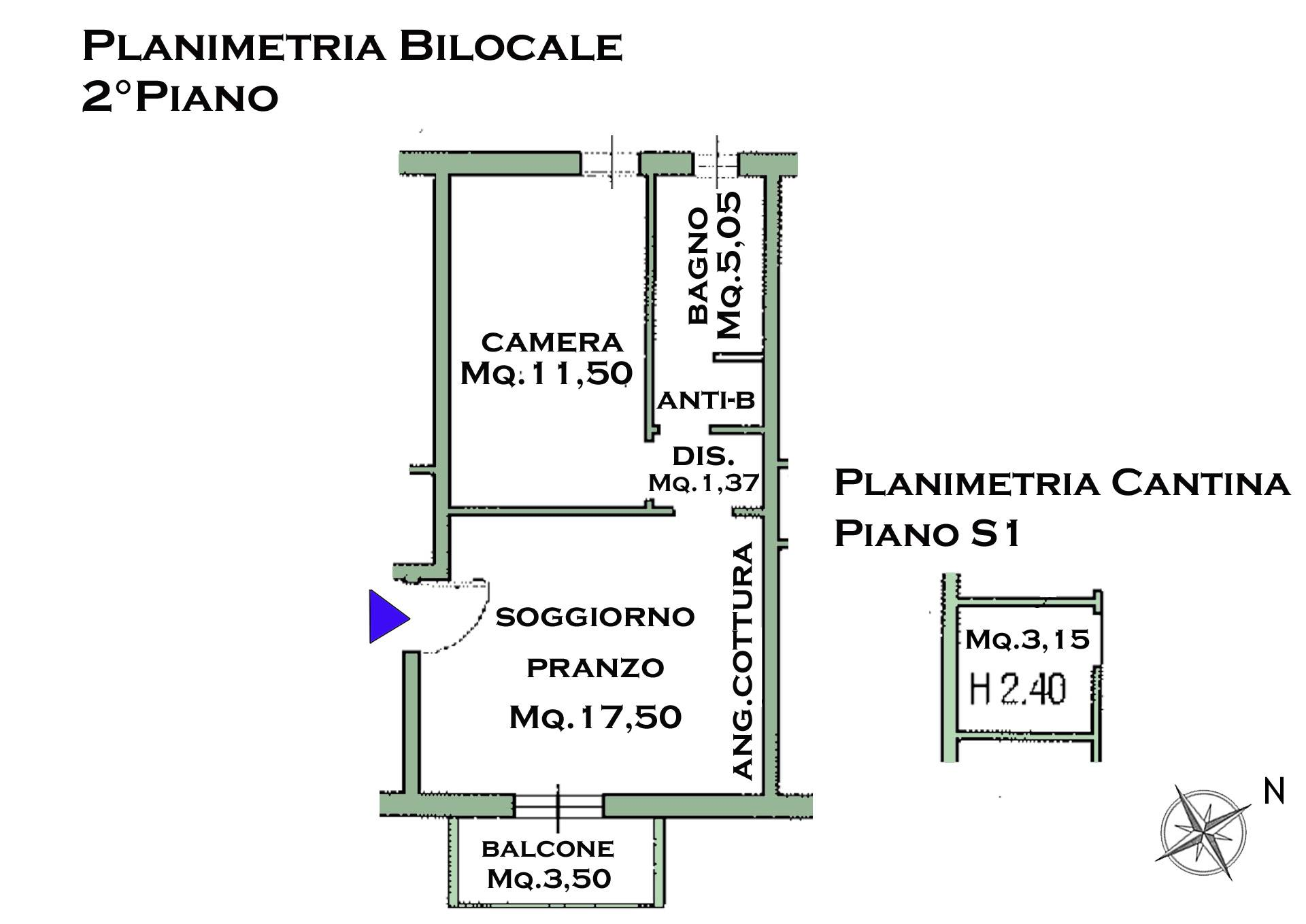 R44-planimetria bilocale