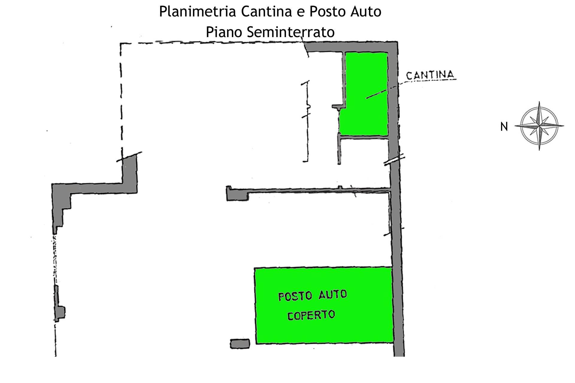 R94-posto auto coperto e cantina
