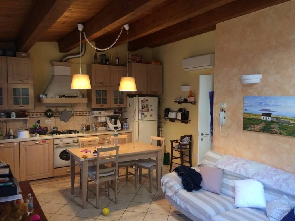 Quadrilocale, Muraglia, Pesaro, in ottime condizioni