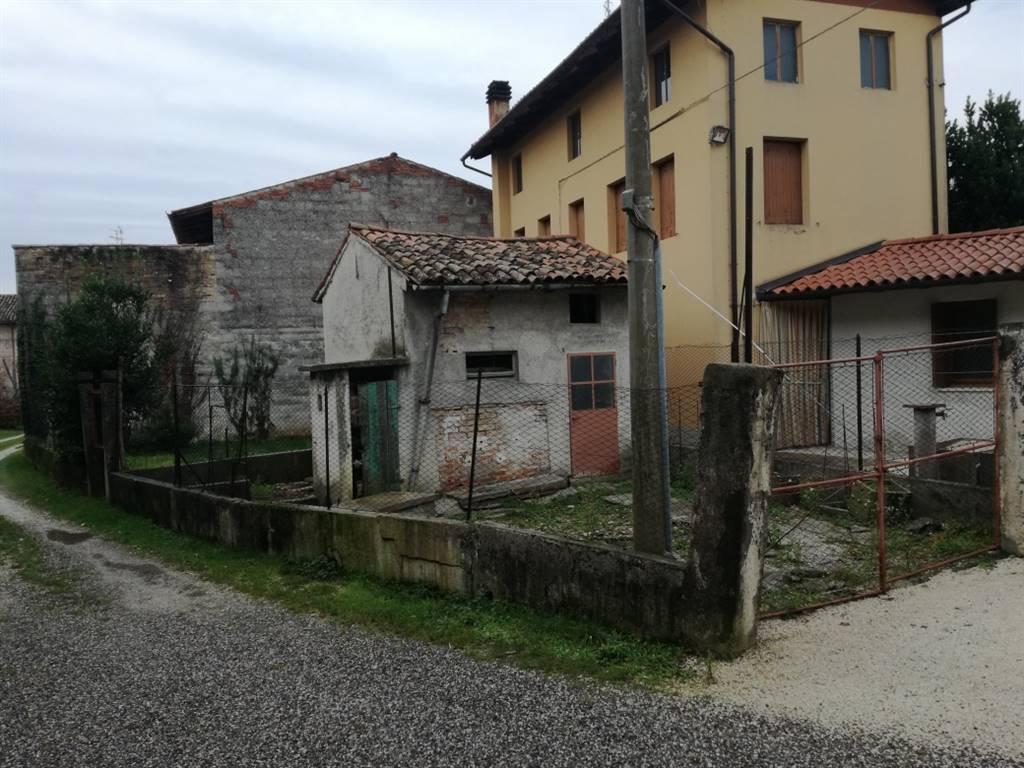Casa semi indipendente, Martignacco, da ristrutturare