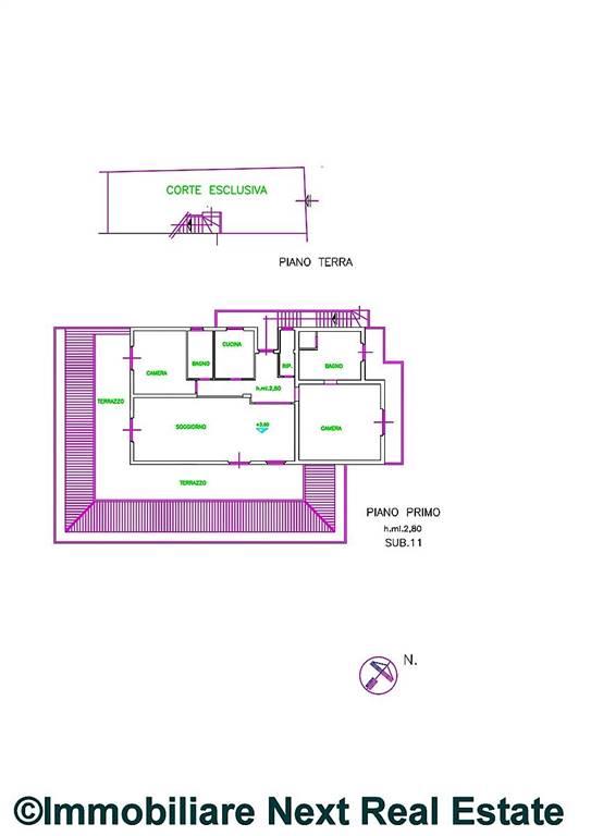 Appartamento indipendente in Via Parenzo 1, Marina Di Massa, Massa