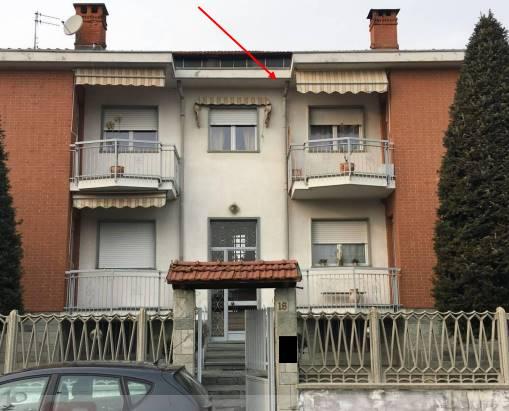 Monolocale in Via Roma 18, La Loggia
