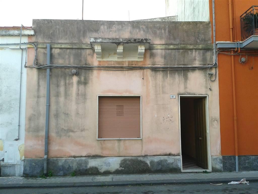 Casa singola, Feudogrande, Fiumefreddo Di Sicilia, da ristrutturare