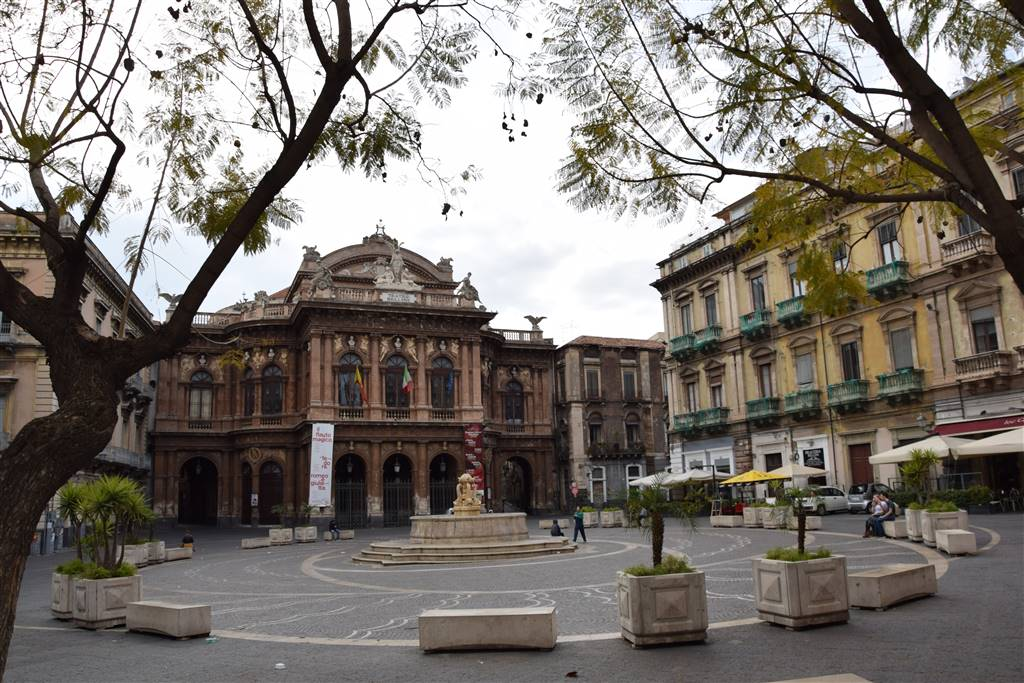 Quadrilocale, San Giuliano, Catania, in ottime condizioni