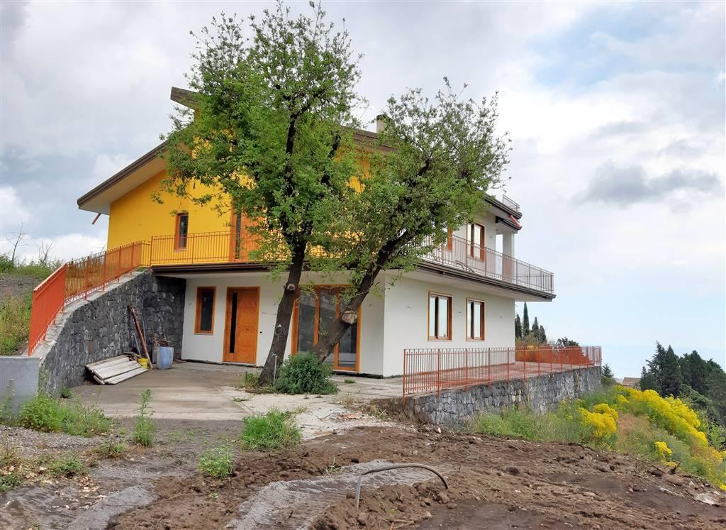 Villa, Monacella, Santa Venerina, in nuova costruzione