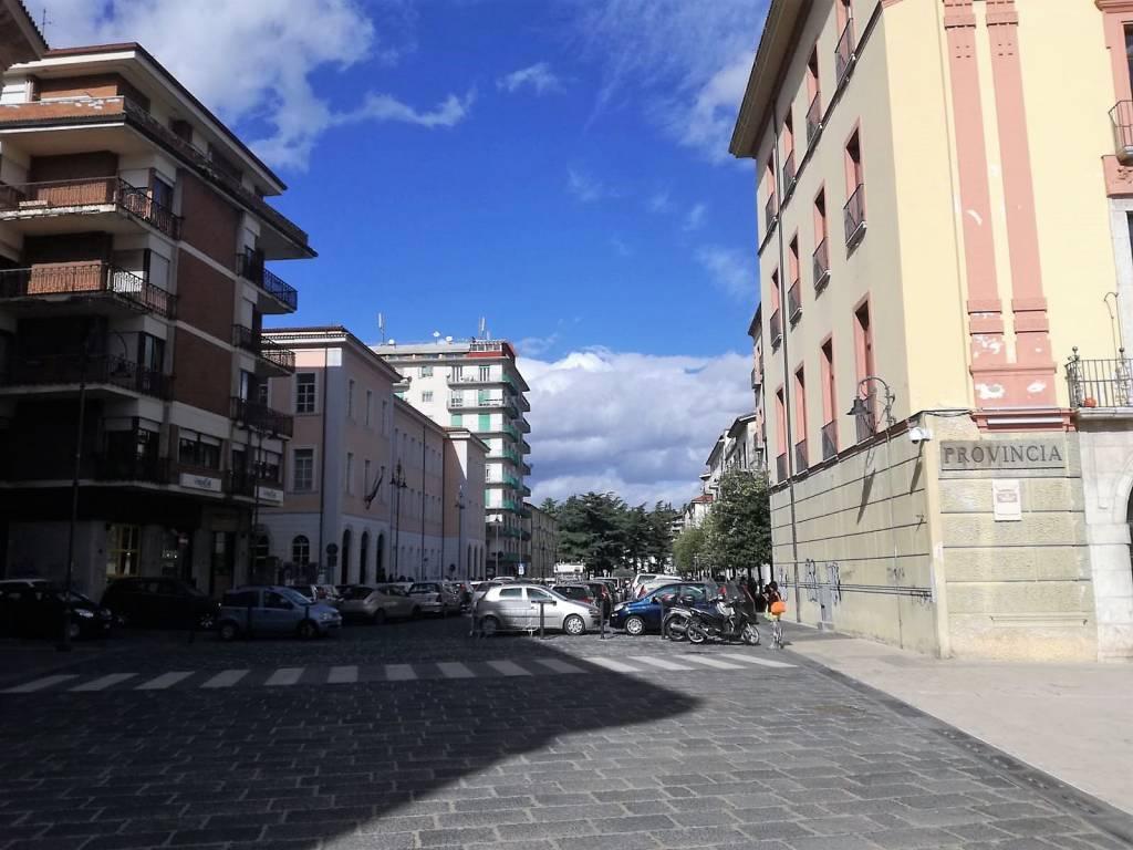 Quadrilocale, Piazza Kennedy, Avellino