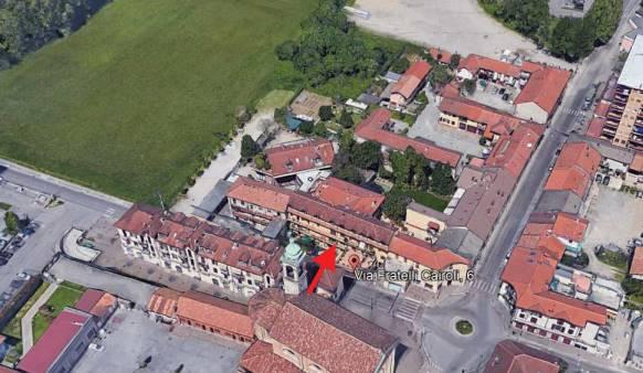 Bilocale in Via Fratelli Cairoli 6, Limbiate