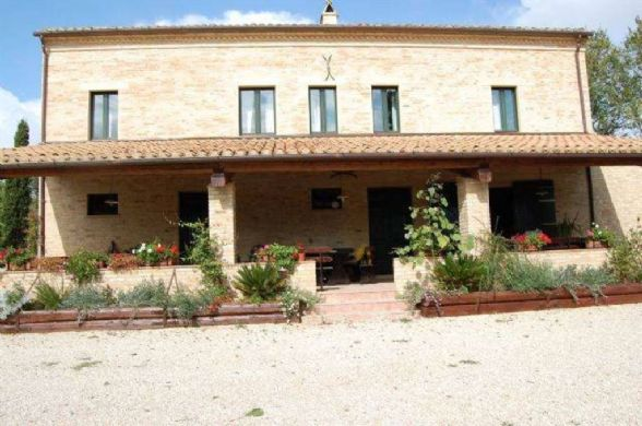 Country House in Monte Vidon Corrado FM