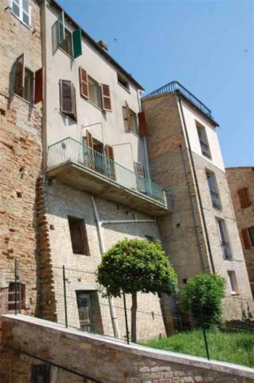 Semi-detached House in Montedinove AP