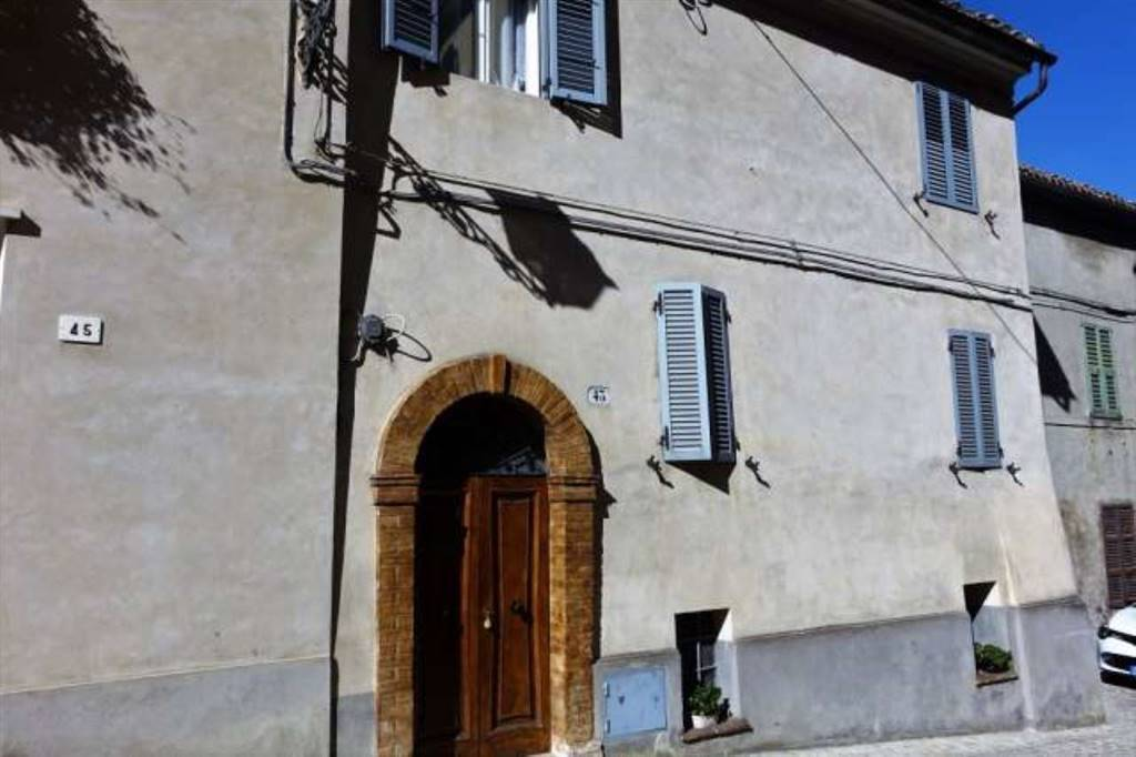 Semi-detached House in Santa Vittoria In Matenano FM