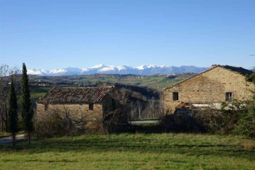 Country House in Monte San Pietrangeli FM