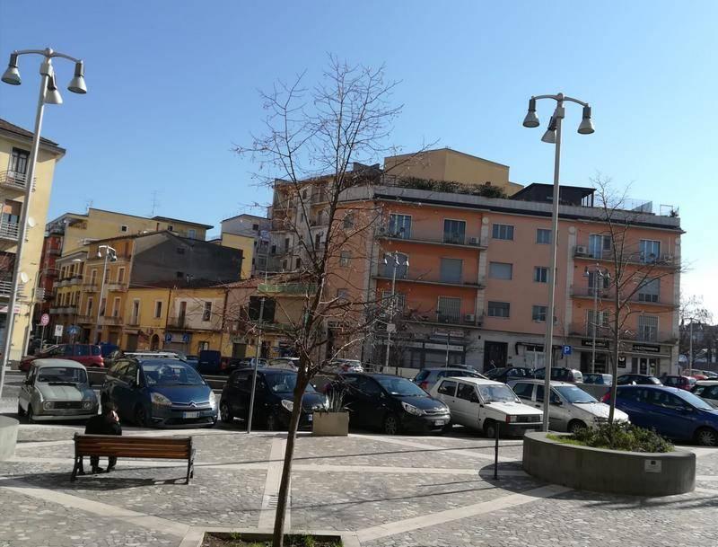 Quadrilocale, Ferrovia, Benevento