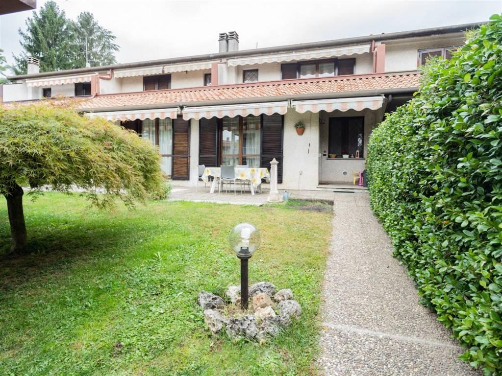 Villa a schiera, Carate Brianza