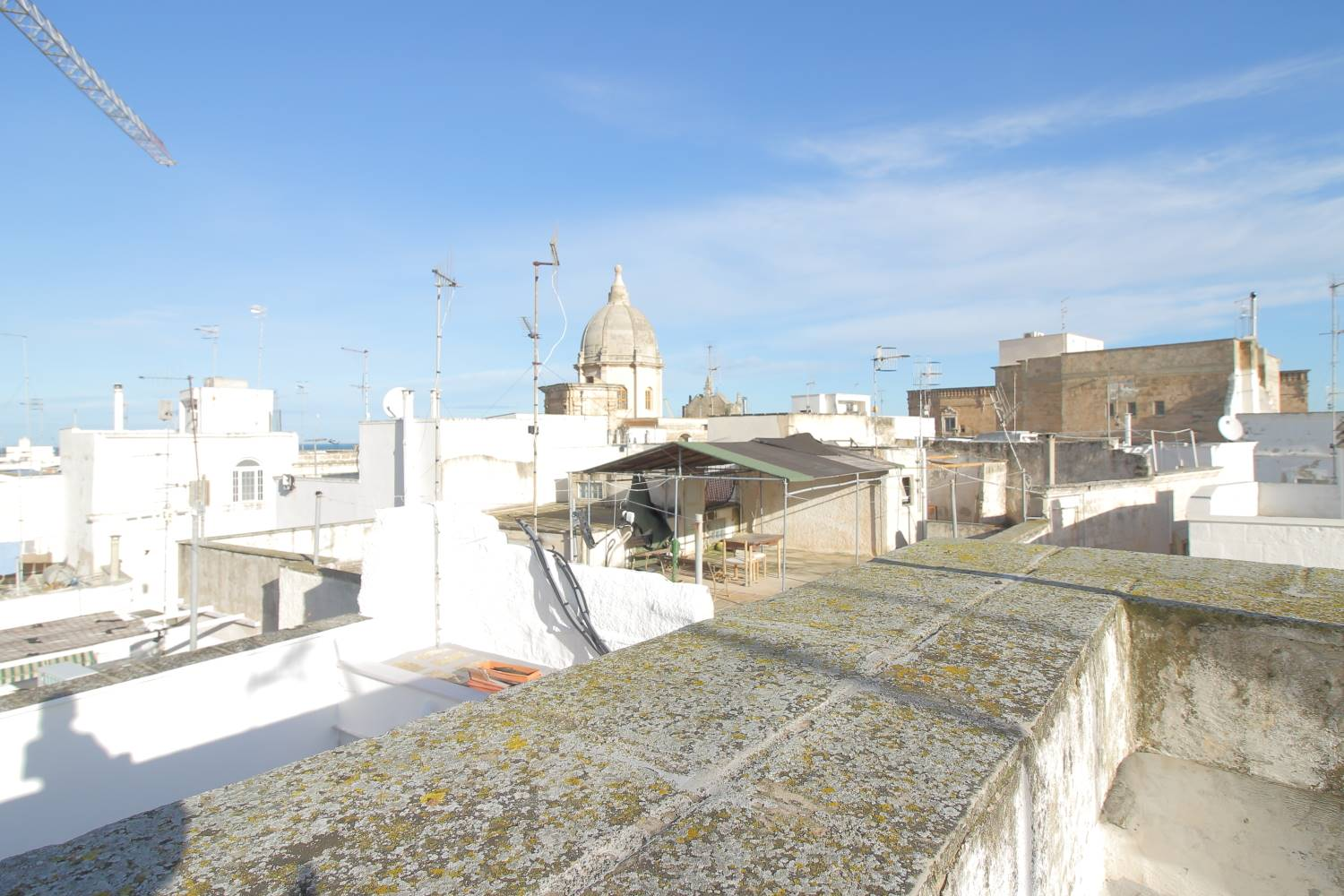MONOPOLI, Apartment for sale of 90 Sq. mt., Habitable, Heating Individual heating system, Energetic class: G, Epi: 165 kwh/m2 year, placed at 1°, composed by: 3 Rooms, Separate kitchen, , 2 Bedrooms,