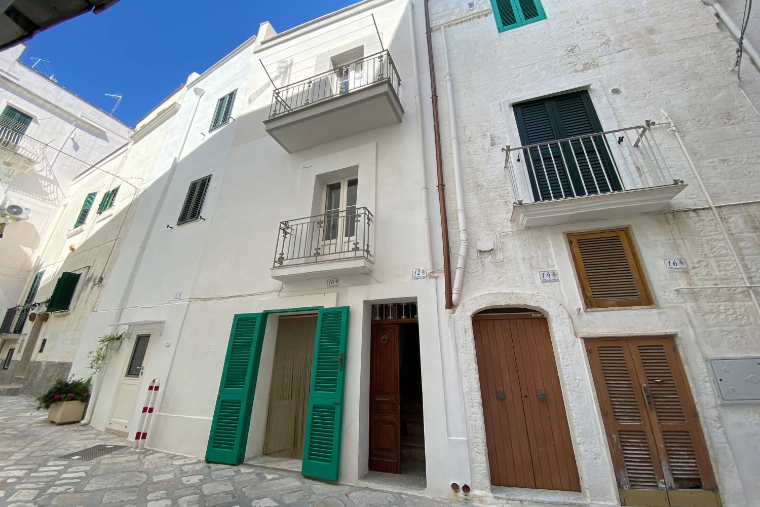 MONOPOLI, Independent Apartment for sale of 70 Sq. mt., Good condition, Heating Non-existent, Energetic class: G, Epi: 165 kwh/m2 year, placed at Ground, composed by: 2 Rooms, Separate kitchen, 2