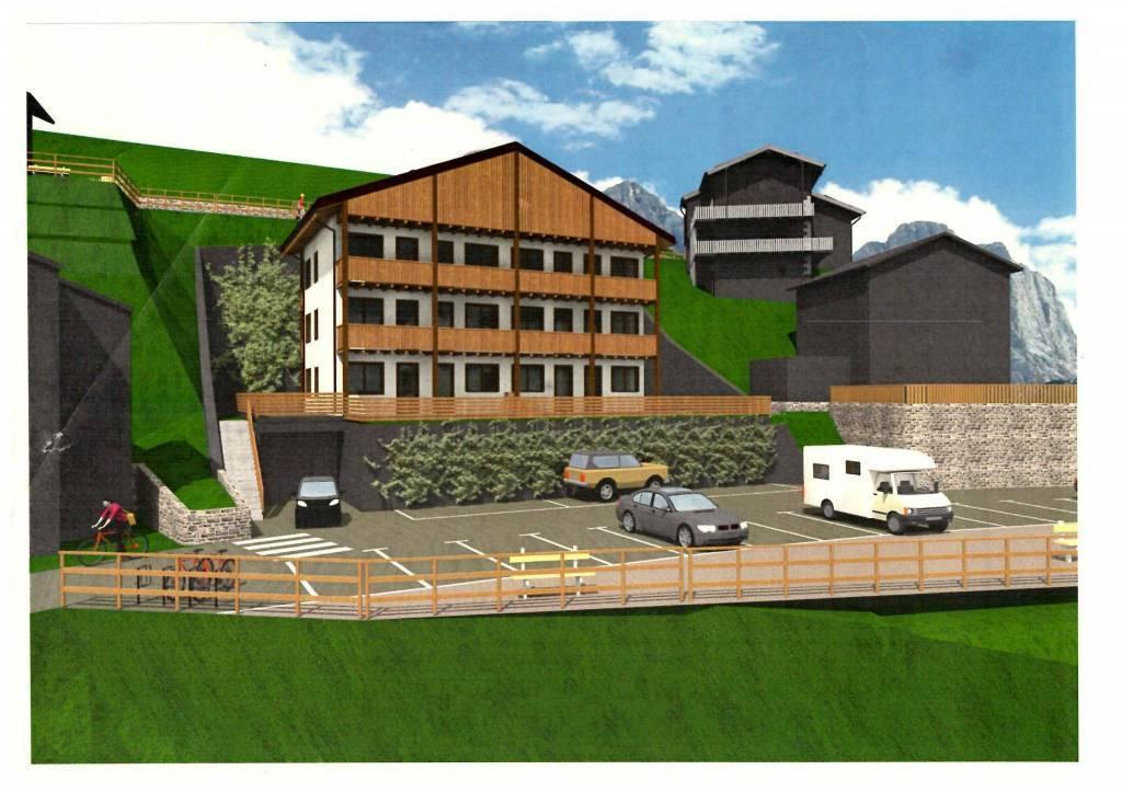Trilocale, Alleghe, in nuova costruzione