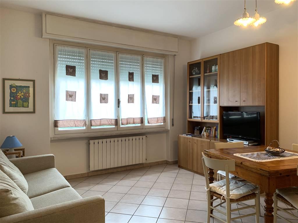 NOSTRA ESCLUSIVA. A un passo dalla pineta di Viareggio, in località Don Bosco, proponiamo per la vendita un appartamento di 70 mq circa. L'immobile è posto in un buon contesto condominiale, al terzo