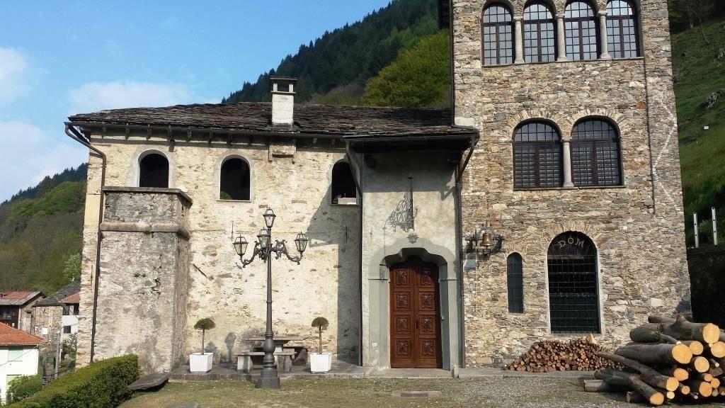 Palazzo, Varallo, in ottime condizioni
