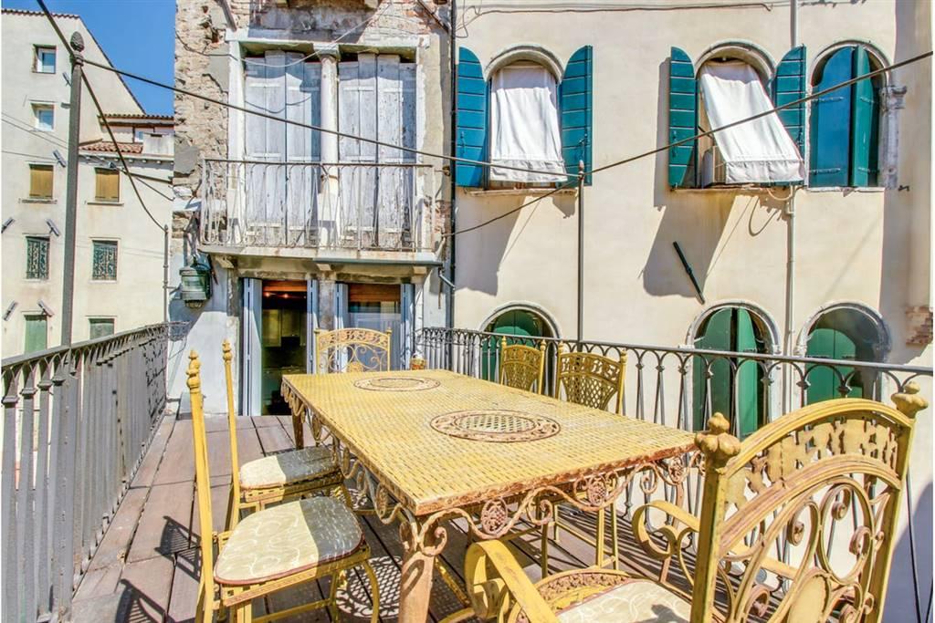 Quadrilocale in San Marco 207, San Marco, Venezia