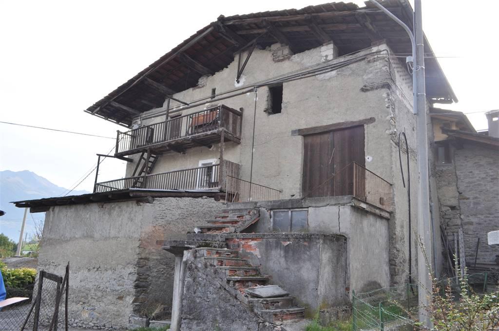 Rustico casale, Excenex, Aosta