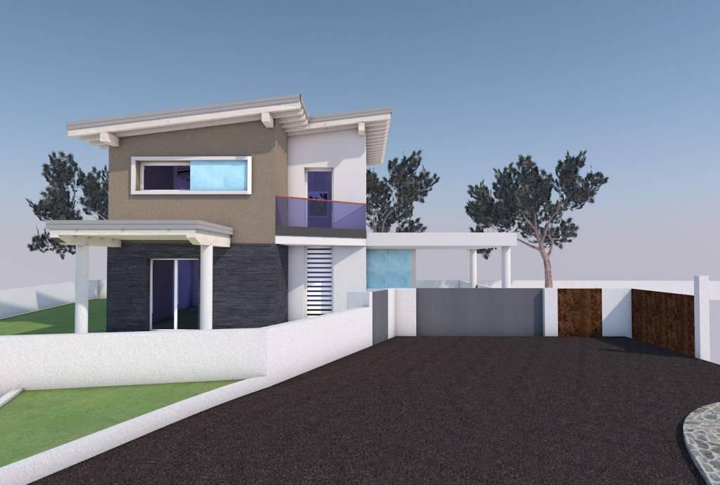 Villa, Castions Di Strada, in nuova costruzione