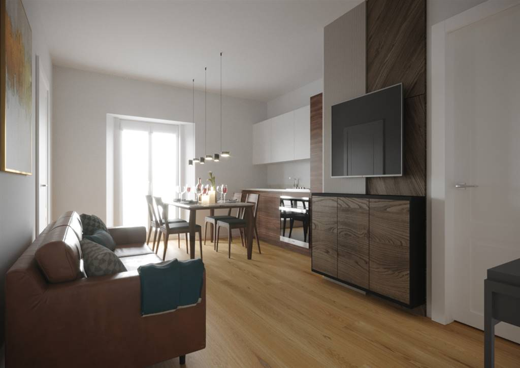 NOVOLI, FIRENZE, Apartment for sale of 61 Sq. mt., Restored, Heating Centralized, placed at 1° on 10, composed by: 3 Rooms, Kitchenette, , 2 Bedrooms,