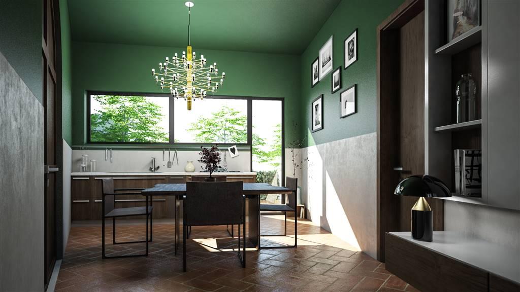 SETTIGNANO, FIRENZE, Appartement des vendre de 71 Mq, Restauré, Chauffage Autonome, par terre Terrains sur 3, composé par: 3 Locals, Kitchenette, , 2