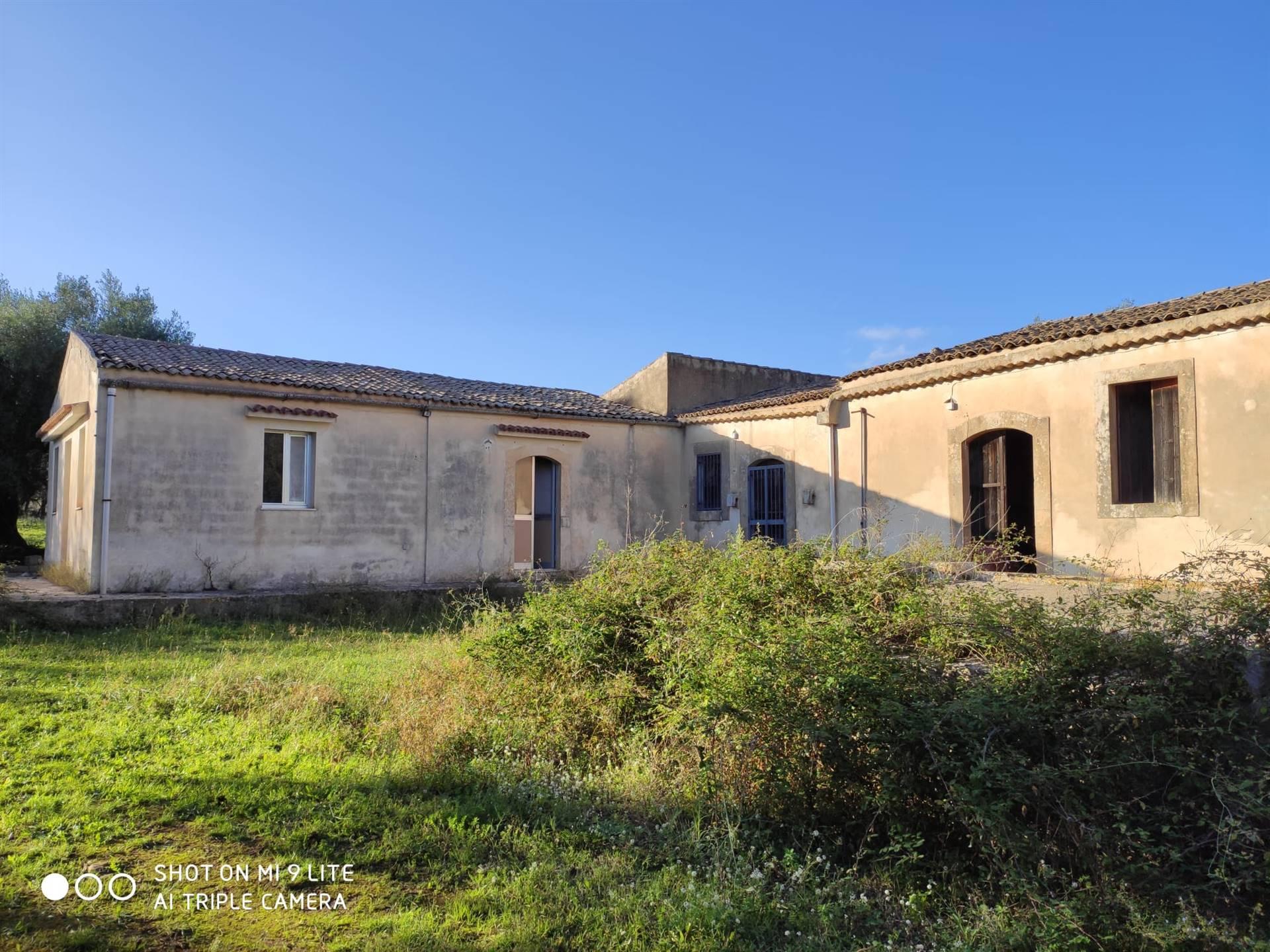 Terreno Agricolo in vendita a Canicattini Bagni, 8 locali, zona Località: MAREMONTI, prezzo € 205.000   CambioCasa.it