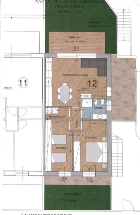 appartamento 12