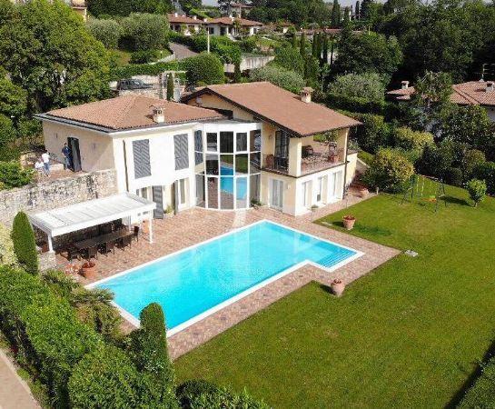 Villa in Via Metelli 1, Padenghe Sul Garda