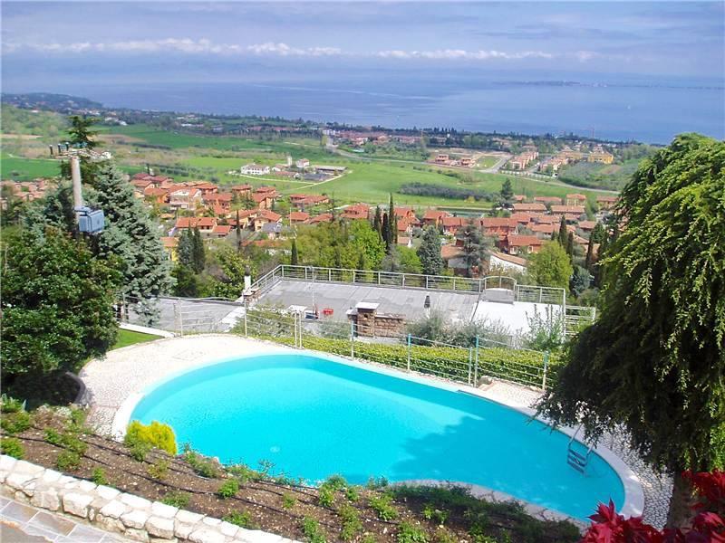 Villa in vendita a Padenghe sul Garda, 9 locali, zona Località: MONTE, prezzo € 3.750.000 | PortaleAgenzieImmobiliari.it