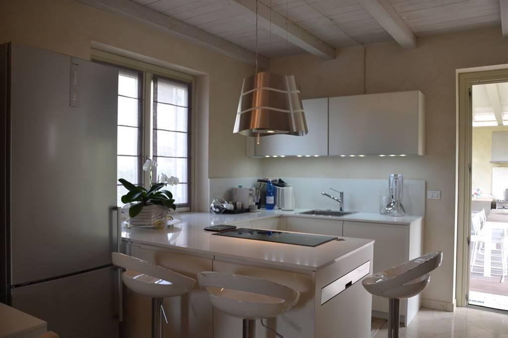 Foto cucina a vista