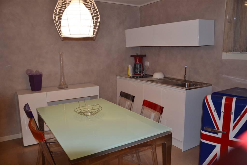 Foto cucina piano seminterrato