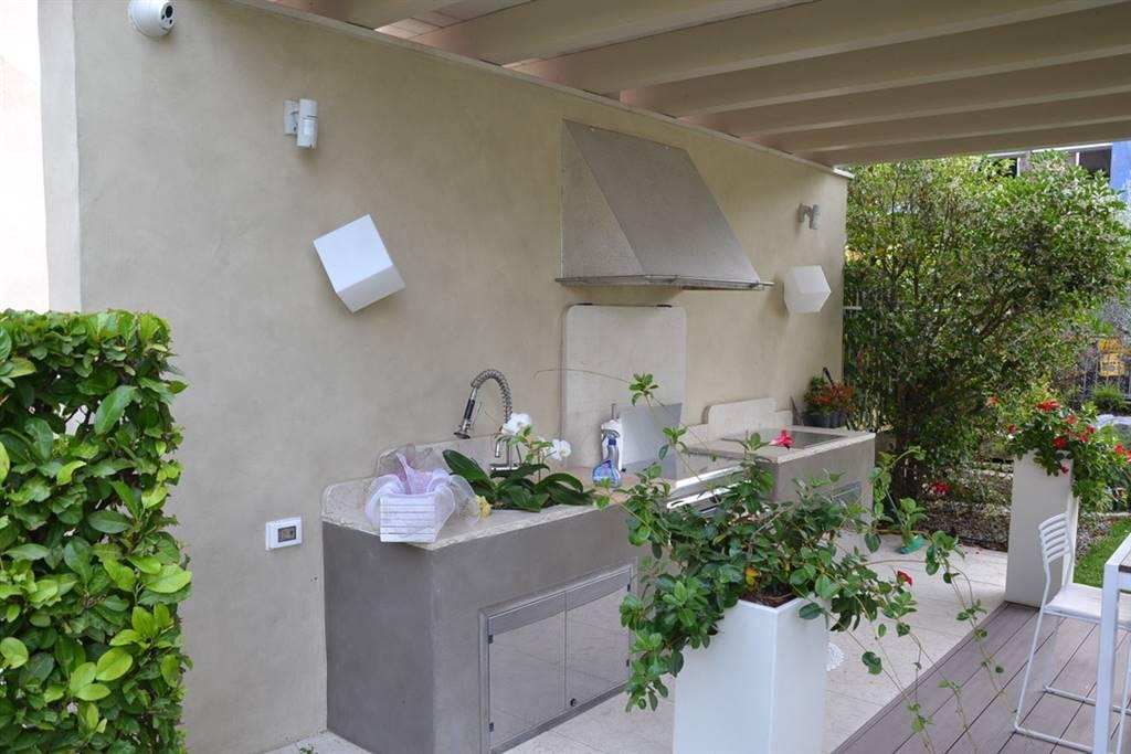 Foto cucina patio