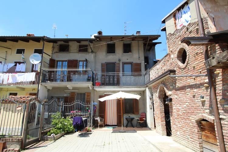 Casa semi indipendente, Gaglianico