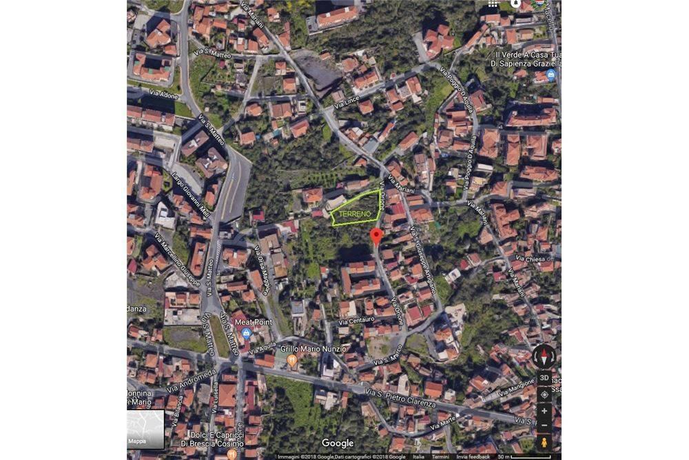 Terreno agricolo in Via Orione, 22, Galermo, Catania