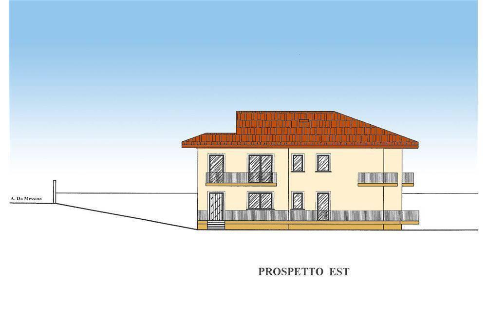 Villa a schiera in Via Antonello Da Messina, 13, San Gregorio Di Catania