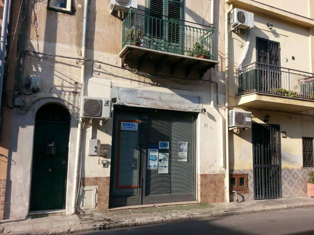Negozio, Partanna, Palermo, da ristrutturare