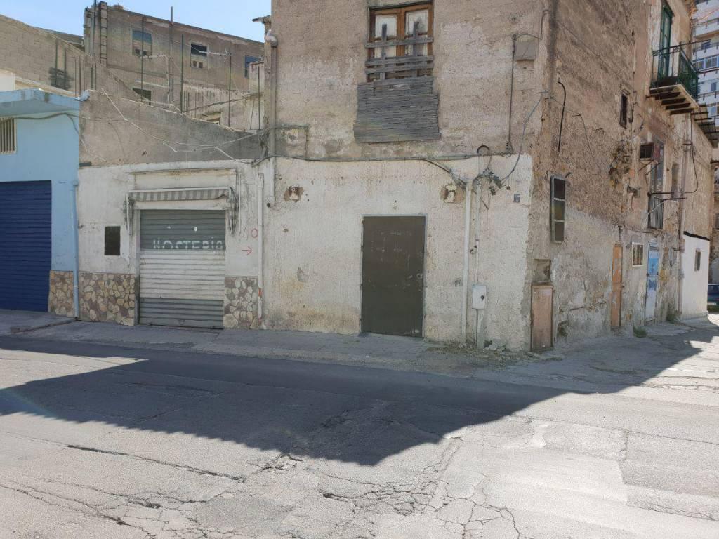 Negozio, Palermo, da ristrutturare