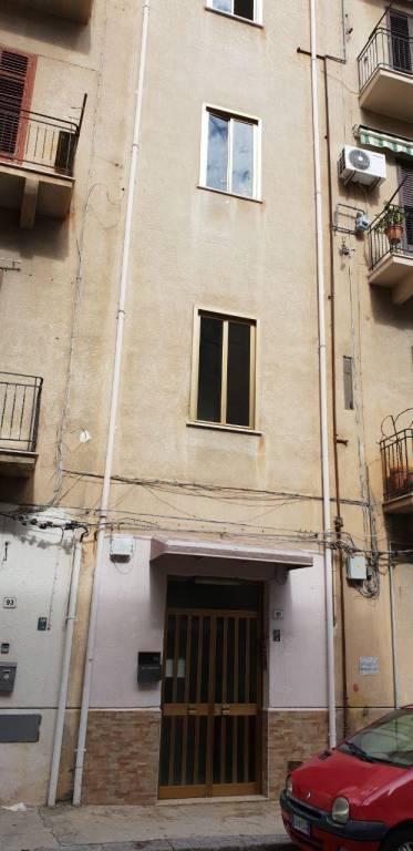 Bilocale, Noce, Palermo, da ristrutturare