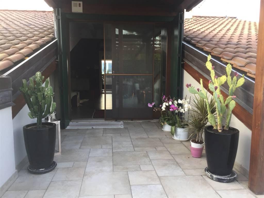 Ingresso terrazza