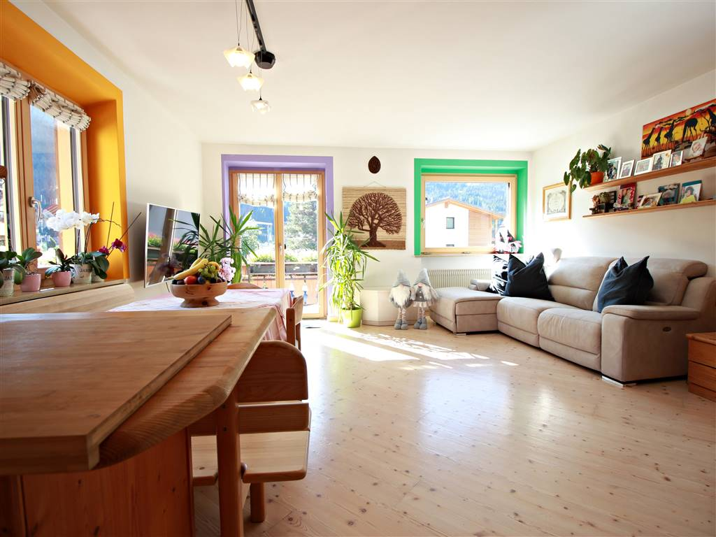 Appartamento, Predazzo, ristrutturato