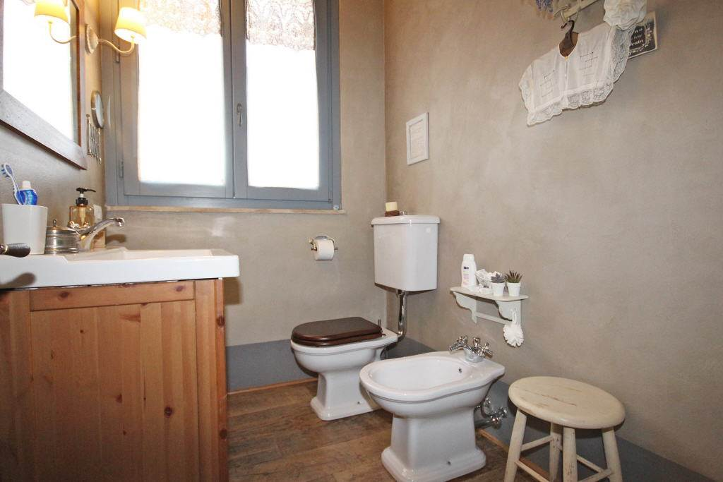 bagno principale Brown
